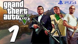 Video Grand Theft Auto V PS4 - Walkthrough Part 1 - Prologue download MP3, 3GP, MP4, WEBM, AVI, FLV Agustus 2018