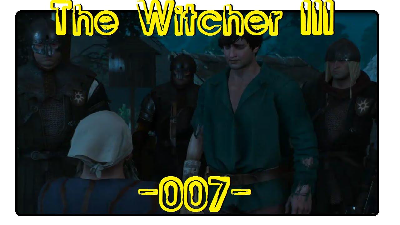 The Witcher 3 Wild Hunt 007 Schwere Zeiten Harte Entscheidungen