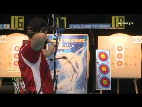 12th European Tournament of archery 2009 - Ind. Match #3