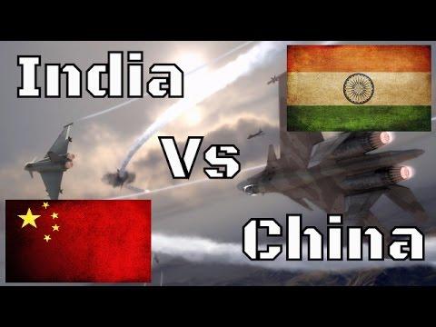 India Vs China Latest 2017 Military Comparison