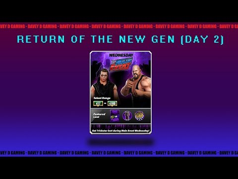 Davey D Gaming- Return of the NEW GEN (Day 2) & Bag Openings