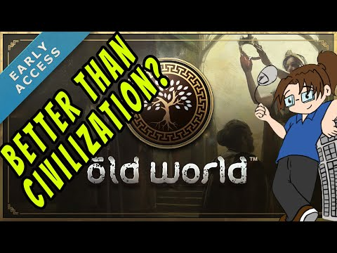 Old World: First Time Playing! - Part 1