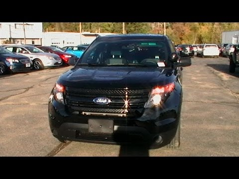 2013 FORD POLICE INTERCEPTOR EXPLORER REVIEW AWD WWW ...