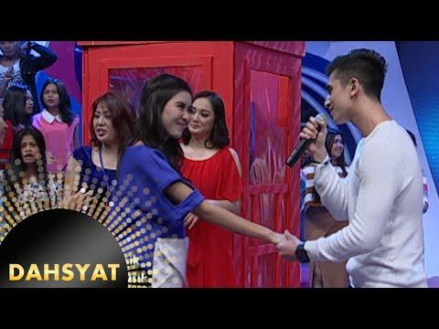 Verrel 'Aku Cinta Padamu' nyanyi sambil ngerayu Syahnaz Dahsyat 1 Des 2015