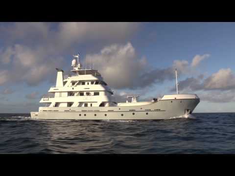 Motor Yacht Marcato in the Bahamas