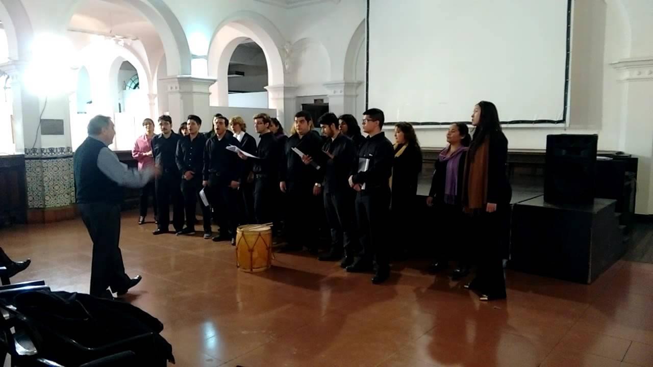 Coro popular de camara de La Rioja