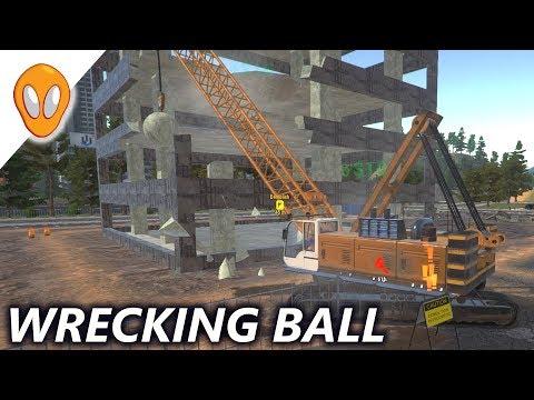 Demolish and Build 2017 | Wrecking Ball Ep8