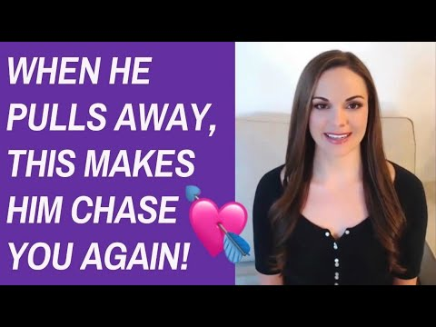 How to Make Him Chase You: 17 Proven Techniques | The Power Moves