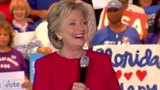 Hillary Clinton Full Speech | Coconut Creek, Florida (10/25/16)