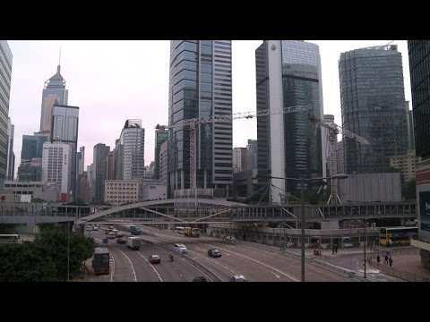 Hong Kong 'business as usual' as activists vow to fight on