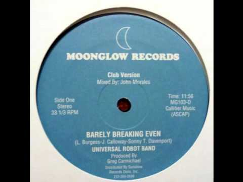 Universal Robot Band- Barely Breaking Even