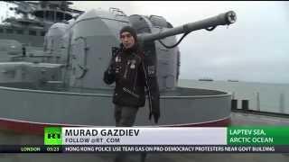 Freeze Test: Russia's Northern Fleet drills in Arctic