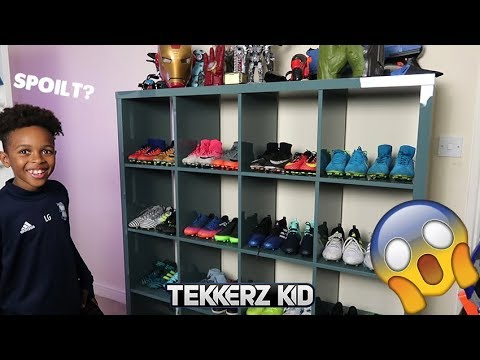 Is This Kid SPOILT? | Kids New Dream Bedroom