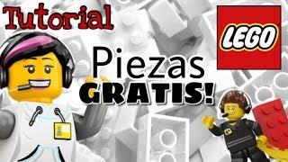 Cómo obtener piezas GRATIS de LEGO!