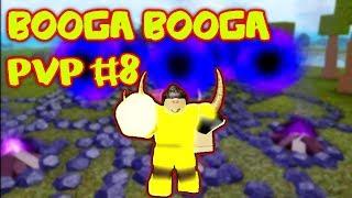 PVP COMP #8 ! ROBLOX BOOGA BOOGA
