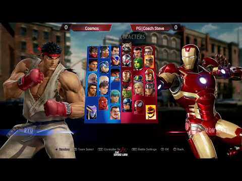 TSL #2 - Mvci - Cosmos vs Coach Steve [Sorry for the lack of