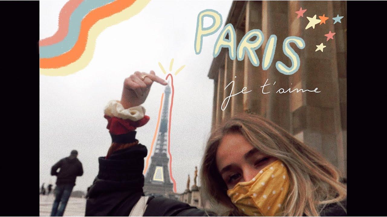 PARIS VLOG 🌹🌟 - copains & beaucoup d'amour