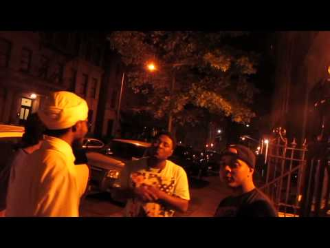 Harlem Hip-Hop Freestyle!