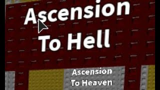 roblox RAO Ascension To Hell