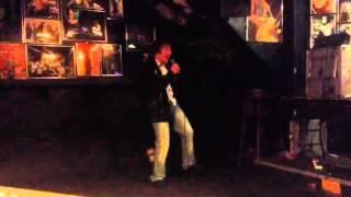 JRTV Karaoke: Singing 'Dentist' from 'Little Shop Of Horrors'