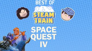 Best of Steam Train - Space Quest IV