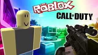 I WENT FOR A TRICKSHOT AND THIS HAPPENED (ROBLOX COD)