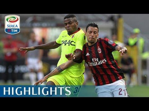 Milan - Bologna - 3-0 - Highlight - Giornata 37 - Serie A TIM 2016/17
