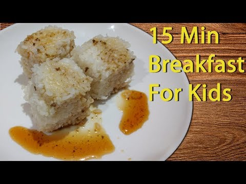Healthy Easy And Tasty Breakfast For Kids Recipe