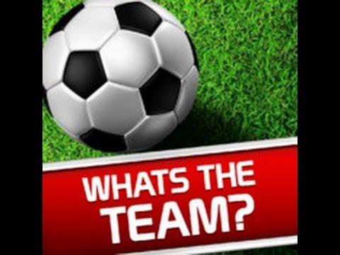 What's The Team? - Scottish Premier League Answers