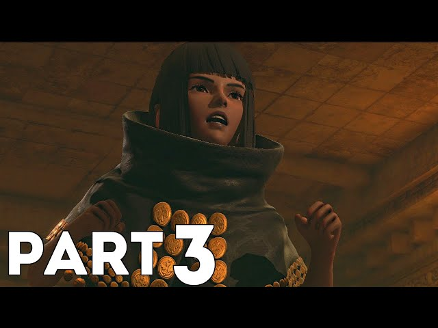 NieR Replicant Gameplay Walkthrough Part 3- Barren Temple & Forest of Myth (XBOX ONE Gameplay)