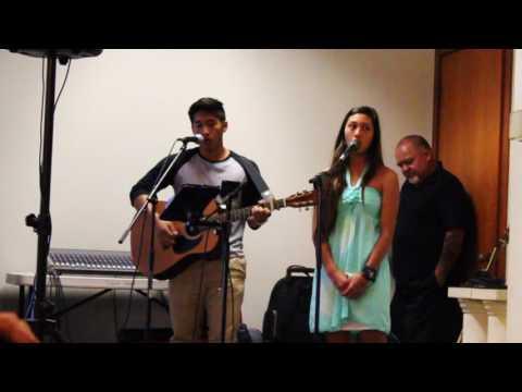 Abi Cambell & Kiki Motta Mash Up Covers Acoustics Jason Mraz & Taylor Swift