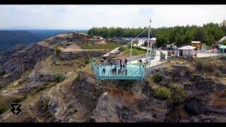 Dünyanın En Büyük 2. Kanyonu Ulubey Drone Çekimi #UŞAK