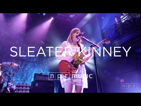 Sleater-kinney - Kinney - Was It A Lie?