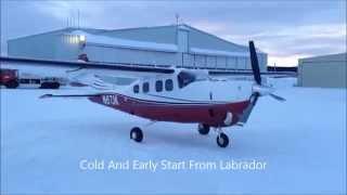 Silver Eagle Ferry Flight