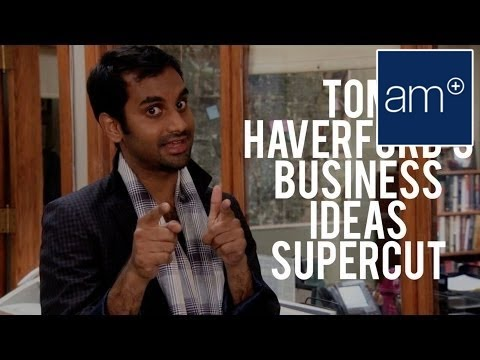 Tom Haverford's Ridiculous Business Ideas Supercut
