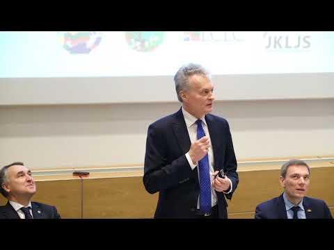 Kandidatų į prezidentus debatai Londone