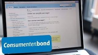 Belastingaangifte 2013 - Tips (Consumentenbond)