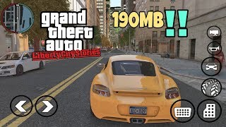 [190 MB] GTA LCS For Android (APK+OBB) Download