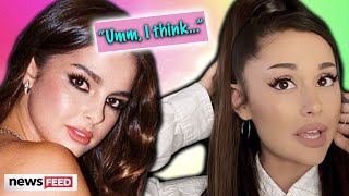 Addison Rae RESPONDS To Ariana Grande's Shade!