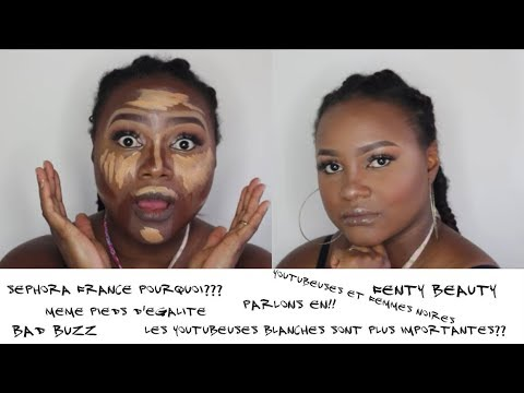 Astuces Beauté + Youtube Gossip (Shera bad buzz, sephora france, fenty beauty, Black beauty ...)