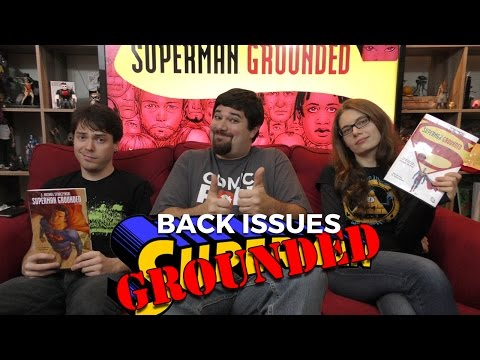 Superman: Grounded from DC Comics