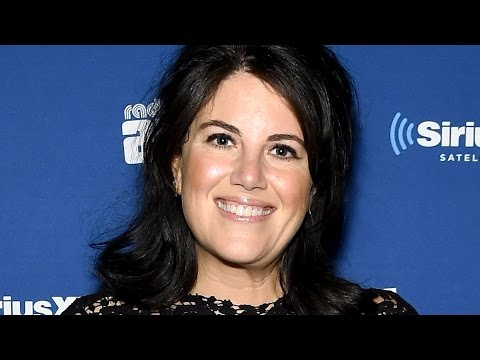Monica Lewinsky Looks Completely Different Now