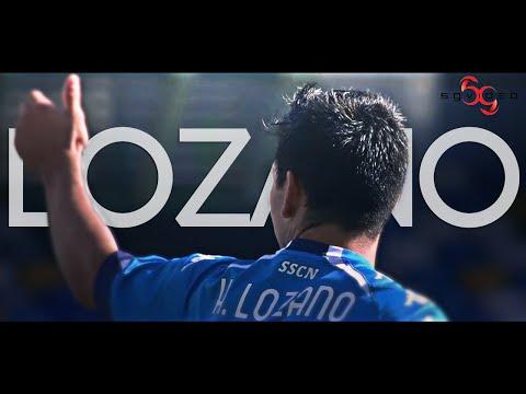 Hirving Chucky Lozano | INSANE SPEED - Goals & Skills SSC Napoli 2020/21 HD