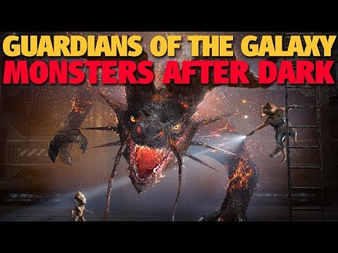 Guardians of the Galaxy: Monsters After Dark   Disney California Adventure