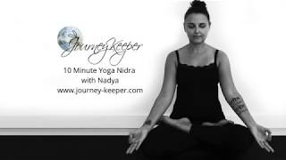 10 minute Yoga Nidra