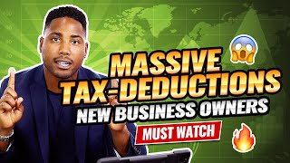 15 Biggest Tax Deductions For New Business Owners