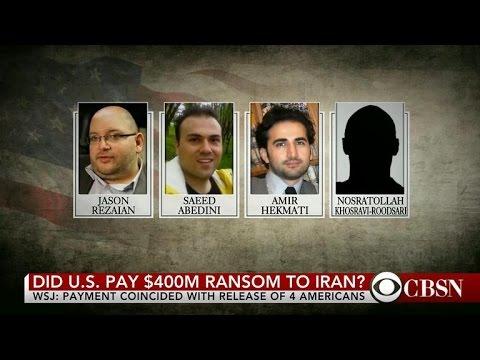 """Did U.S. pay $400 million """"ransom"""" to Iran?"""