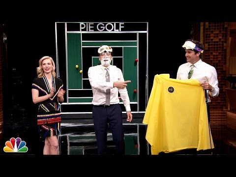 Pie Golf with Bubba Watson and January Jones