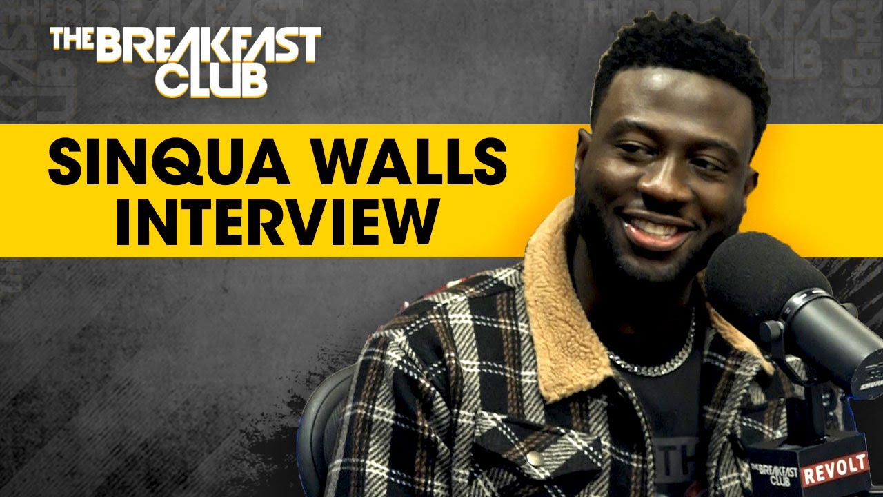 Sinqua Walls On New Acting Roles, Intimate Scenes, Individual Growth + More