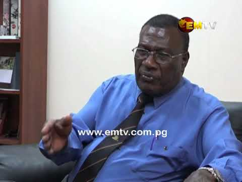 East New Britain People Want Roads Fixed But Governor Konga Has A Different Plan